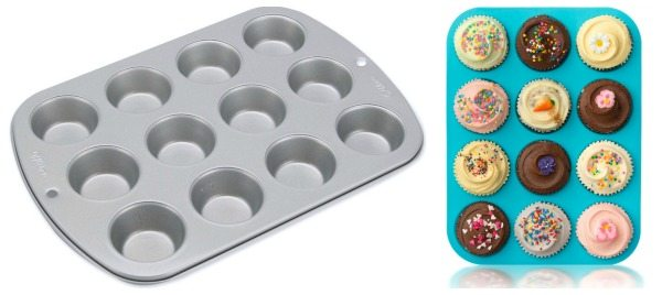12 Count Muffin Pans