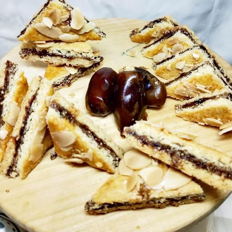 Cookies Lapis Kurma
