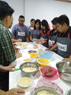 SMART Baking Class – Berbagi Ilmu Seputar Baking dan Bakery