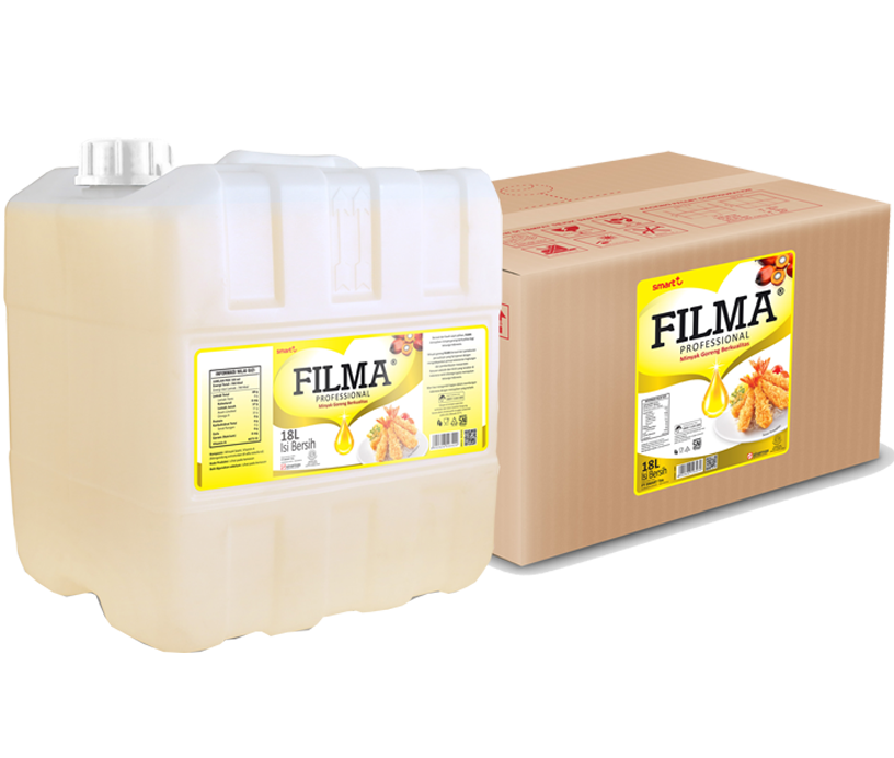 FILMA PROFESSIONAL COOKING OIL
